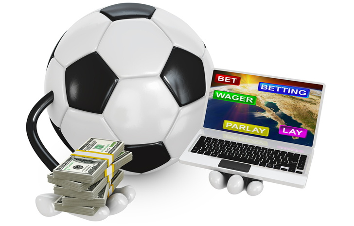 Image result for Football and Gambling