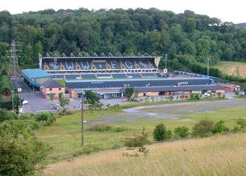 Wycombe Wanderers Stadium (Adams Park)