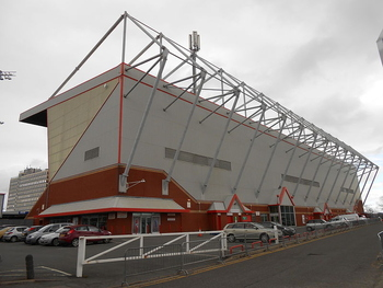 Crewe Alexandra Stadium (Alexandra Stadium)