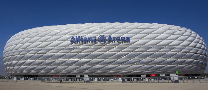 bayern munich tsv 1860 m nchen allianz arena stadium guide german grounds euro 2020 and. Black Bedroom Furniture Sets. Home Design Ideas