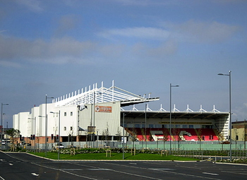 Blackpool Stadium (Bloomfield Road )