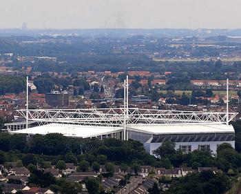 RC Lens Stadium (Stade Bollaert-Delelis)