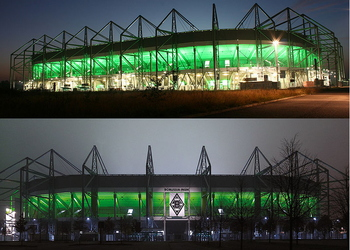 Borussia Mönchengladbach Stadium (Borussia-Park)