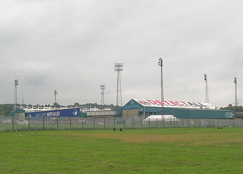 Oldham Athletic Stadium (Boundary Park)