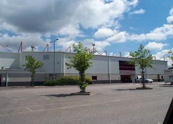 Crawley Town Stadium (Broadfield Stadium)