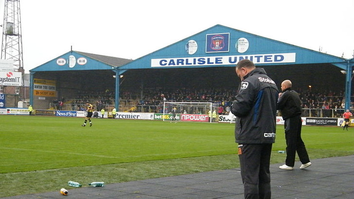 Carlisle united carlisle united