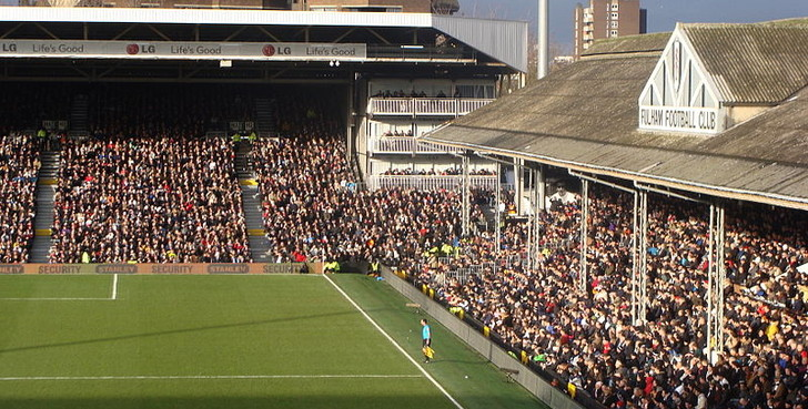 Fulham Fc Craven Cottage Stadium Guide English Grounds