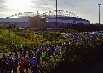 Wigan Athletic Stadium (DW Stadium)