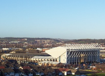 Leeds United Stadium (Elland Road)
