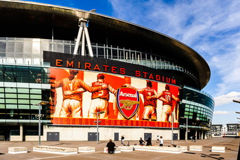 Arsenal FC Stadium (The Emirates)