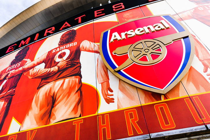 Naming Rights - Emirates Stadium
