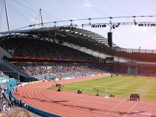 City Of Manchester Stadium: Manchester City FC: The Ethiad Stadium Guide