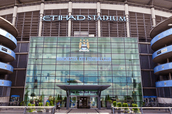 Manchester City FC Stadium (The Etihad)