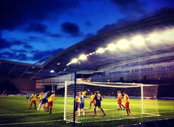 Brighton Amp Hove Albion Fc Falmer Stadium Guide English