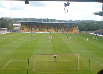 Mansfield Town Stadium (Field Mill One Call Stadium)