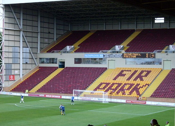 Motherwell Stadium (Fir Park)