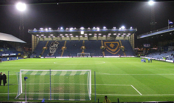 Portsmouth Fc Fratton Park Stadium Guide English