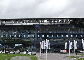KAA Gent Stadium (Ghelamco Arena)