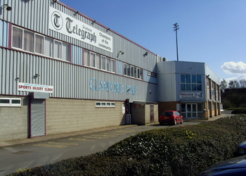 Scunthorpe United Stadium (Glanford Park)
