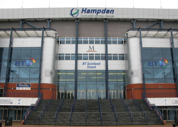 Scotland / Queen's Park Stadium (Hampden Park)