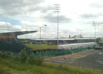 Barnet Stadium (The Hive Stadium)