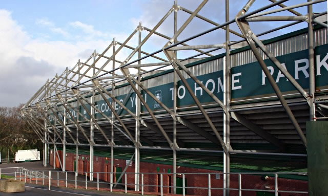 Plymouth Argyle FC Home Park Stadium Guide