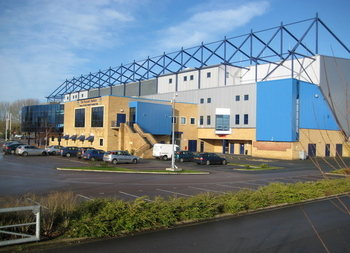 Oxford United Stadium (Kassam Stadium)