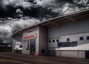 Doncaster Rovers Stadium (Keepmoat Stadium)