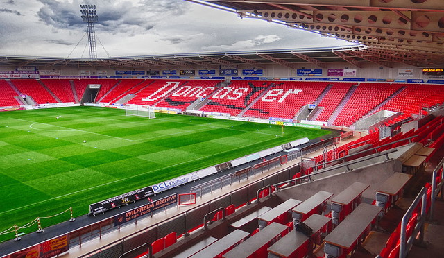 Doncaster Rovers Fc Keepmoat Stadium Guide English