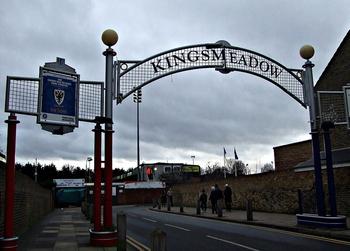 AFC Wimbledon & Kingstonian Stadium (Kingsmeadow)