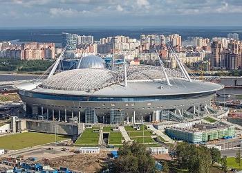 Zenit St. Petersburg Stadium (Krestovsky Stadium)