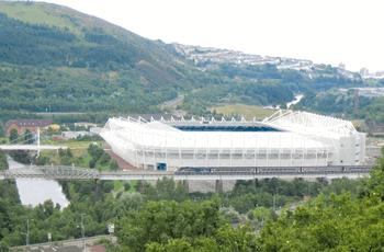 Swansea AFC Stadium (Liberty Stadium)