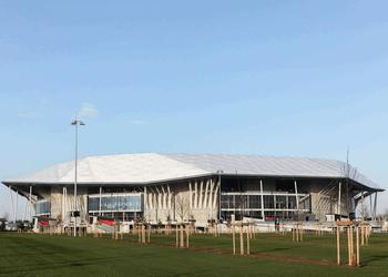 Olympique Lyonnais Stadium (Stade des Lumieres)