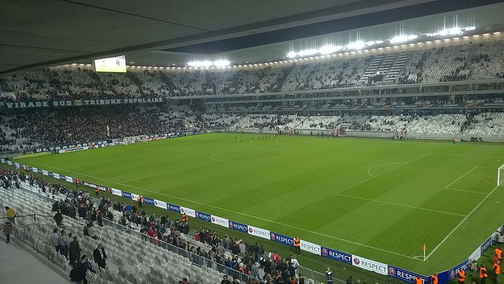 Girondins Bordeaux Stadion