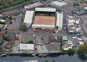 Notts County Stadium (Meadow Lane)