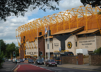 Wolverhampton Wanderers Stadium (Molineux)