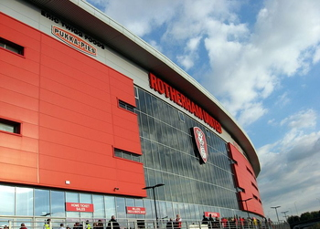 Rotherham United Stadium (New York Stadium)