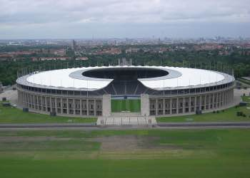 Hertha Berlin Stadium (Olympiastadion Berlin)