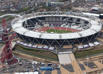 West Ham United Stadium (London Stadium)