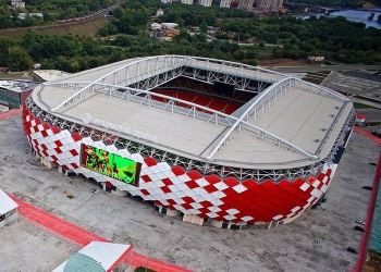 Spartak Moscow Stadium (Otkritie Arena)