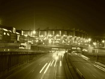 Paris Saint-Germain Stadium (Parc des Princes)