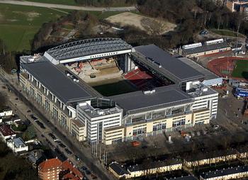 FC Copenhagen / Denmark Stadium (Parken Stadium)