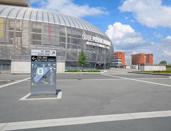 Lille OSC Métropole Stadium (Stade Pierre-Mauroy)