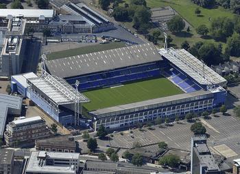 Ipswich Town Stadium (Portman Road)