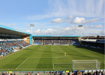 Gillingham Stadium (Priestfield Stadium)