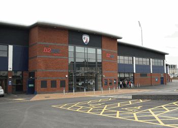 Chesterfield Stadium (Proact Stadium)