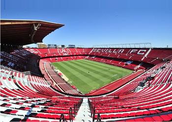 Sevilla Stadium (Ramón Sánchez Pizjuán)