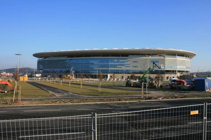 Hoffenheim Stadium (Rhein-Neckar-Arena)