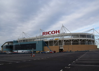 Coventry City Stadium (Ricoh Arena)