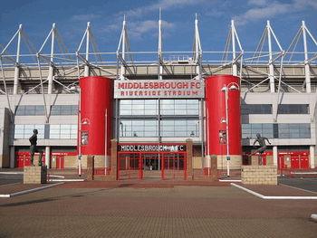 Middlesbrough FC Stadium (Riverside Stadium)